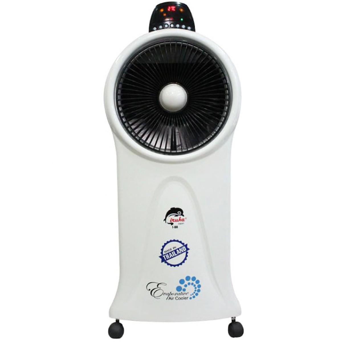 [Tư vấn] Chọn mua quạt điều hòa, quạt phun sương hơi nước loại nào tốt nhất? 1
