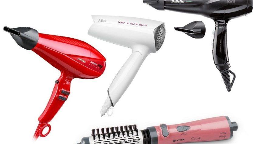 Kinh nghiệm chọn máy sấy tóc