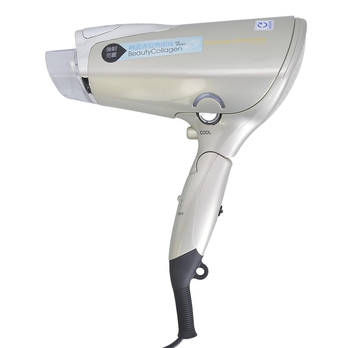 Máy sấy tóc bổ sung Collagen và Ion âm Tescom NTCD40