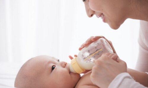 Top 10 sữa cho trẻ sơ sinh tốt nhất từ 0 – 6 tháng tuổi 2021