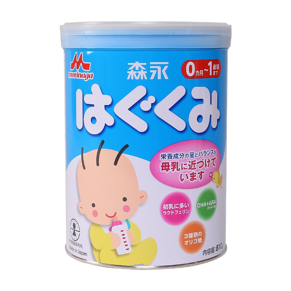 Sữa nào tốt nhất cho trẻ sơ sinh từ 0 – 6 tháng tuổi? 12