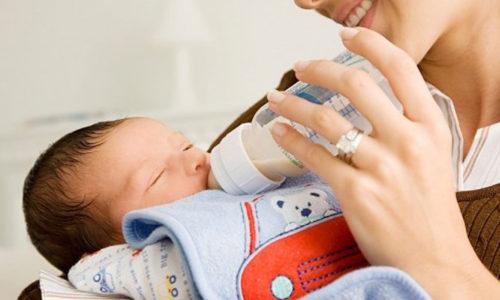 Top 8 sữa cho trẻ sơ sinh tôt nhất từ 0 – 6 tháng tuổi?