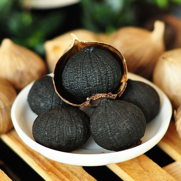 Tác dụng của tỏi đen với sức khỏe con người