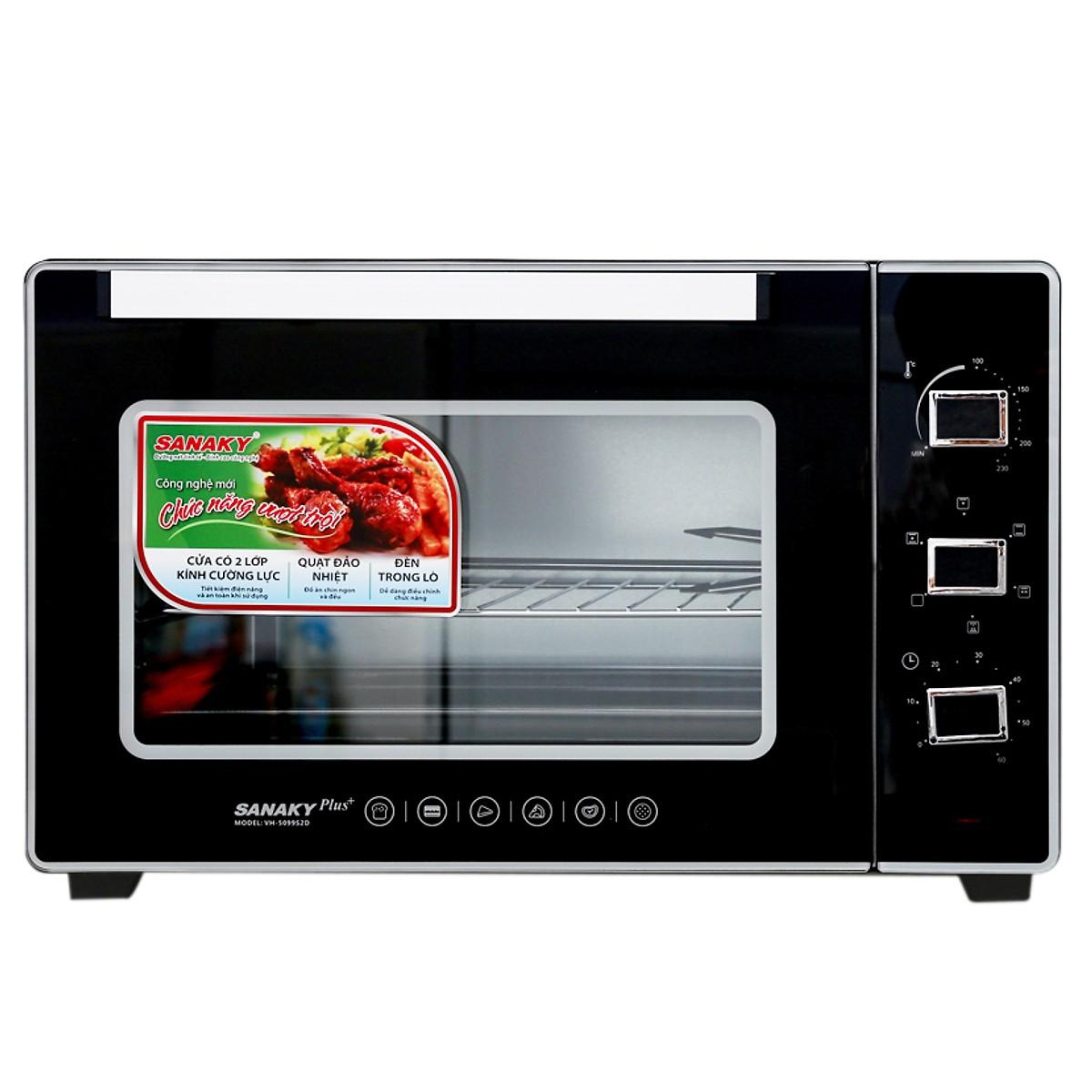 Lò nướng Sanaky VH – 5099S2D