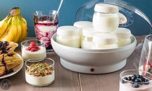 Top 5 máy làm sữa chua tốt nhất trên thị trường