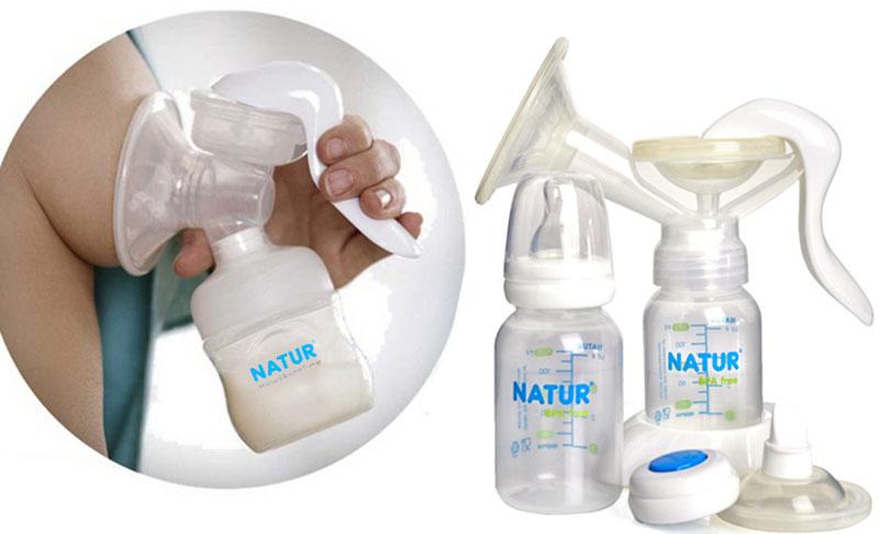 Máy hút sữa bằng tay