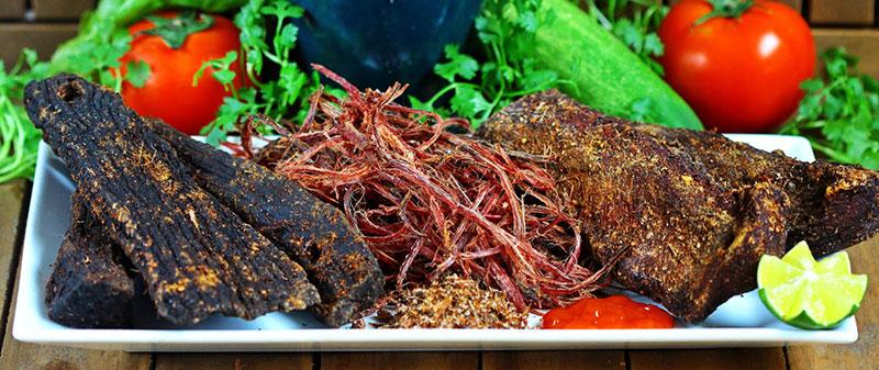 Cách làm thịt trâu khô bằng lò vi sóng nhanh mà cực ngon - 1