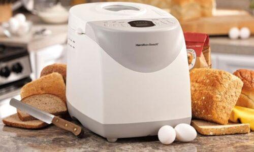 Top 5 máy làm bánh mì gia đình tốt nhất 2021