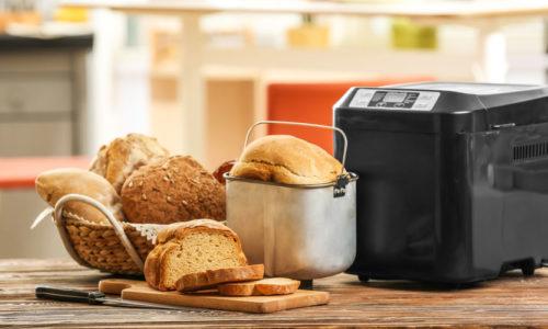Top 5 máy làm bánh mì gia đình cho bữa sáng thêm tiện lợi