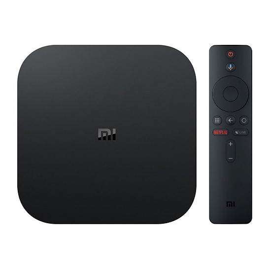 Android Tivi Box Xiaomi Mibox S 4K Global Quốc Tế