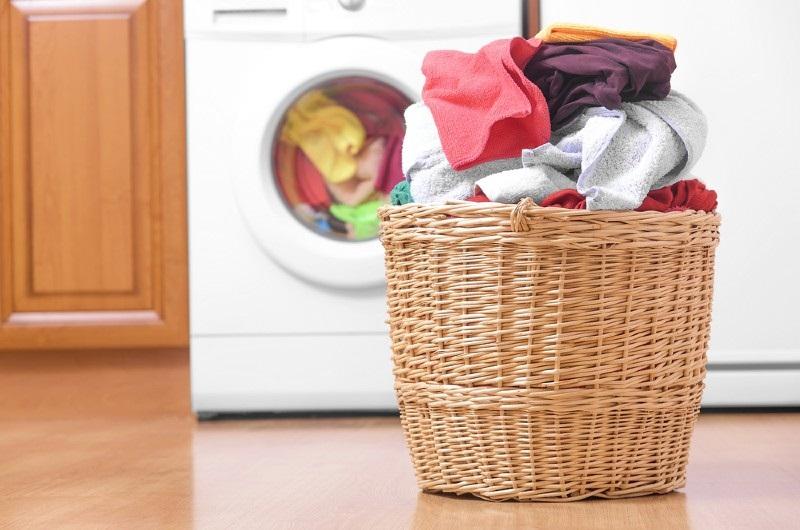 Các tiện ích máy giặt