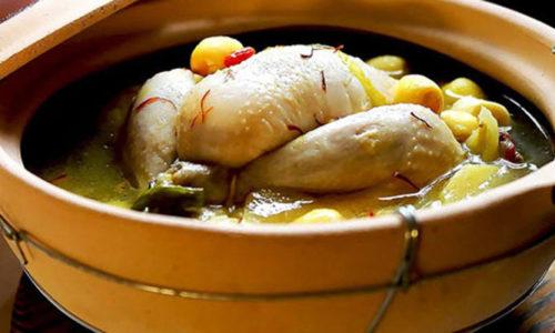 Hướng dẫn cách hầm gà cách thủy thơm ngon bổ dưỡng