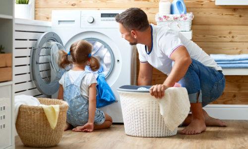 Top 5 máy giặt tốt nhất cho quần áo luôn sạch sẽ