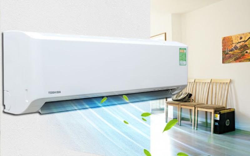 Máy lạnh có kiểu dáng đa dạng