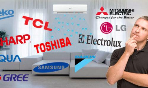 Nên mua máy lạnh của hãng nào tốt nhất? Daikin, Panasonic, hay Electrolux?