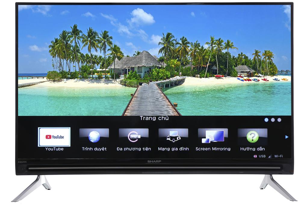 Smart Tivi Sharp 40 inch LC-40SA5500X