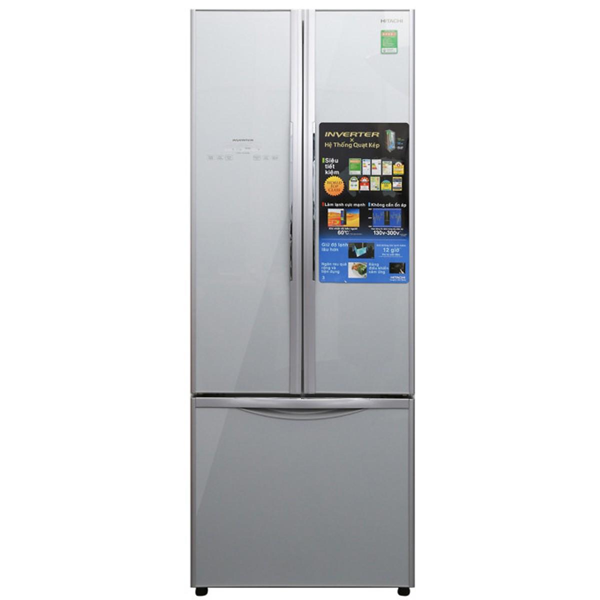Tủ lạnh Hitachi Inverter 382 lít R-WB475PGV2