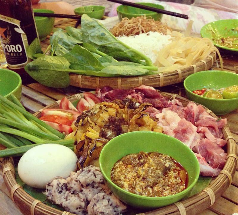 Bò Nầm Nướng Nhắng Sài Gòn – Quán nhậu quận Gò Vấp chất lượng