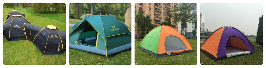 Lều cắm trại loại nào tốt nhất để đi phượt, dã ngoại? 2