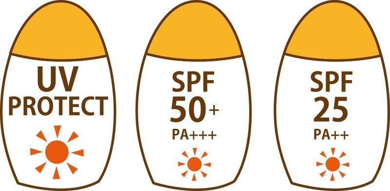 Chỉ số chống nắng SPF và PA