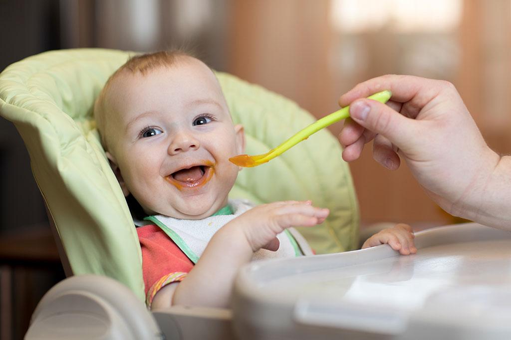 Sử dụng bột ngũ cốc cho bé đúng cách