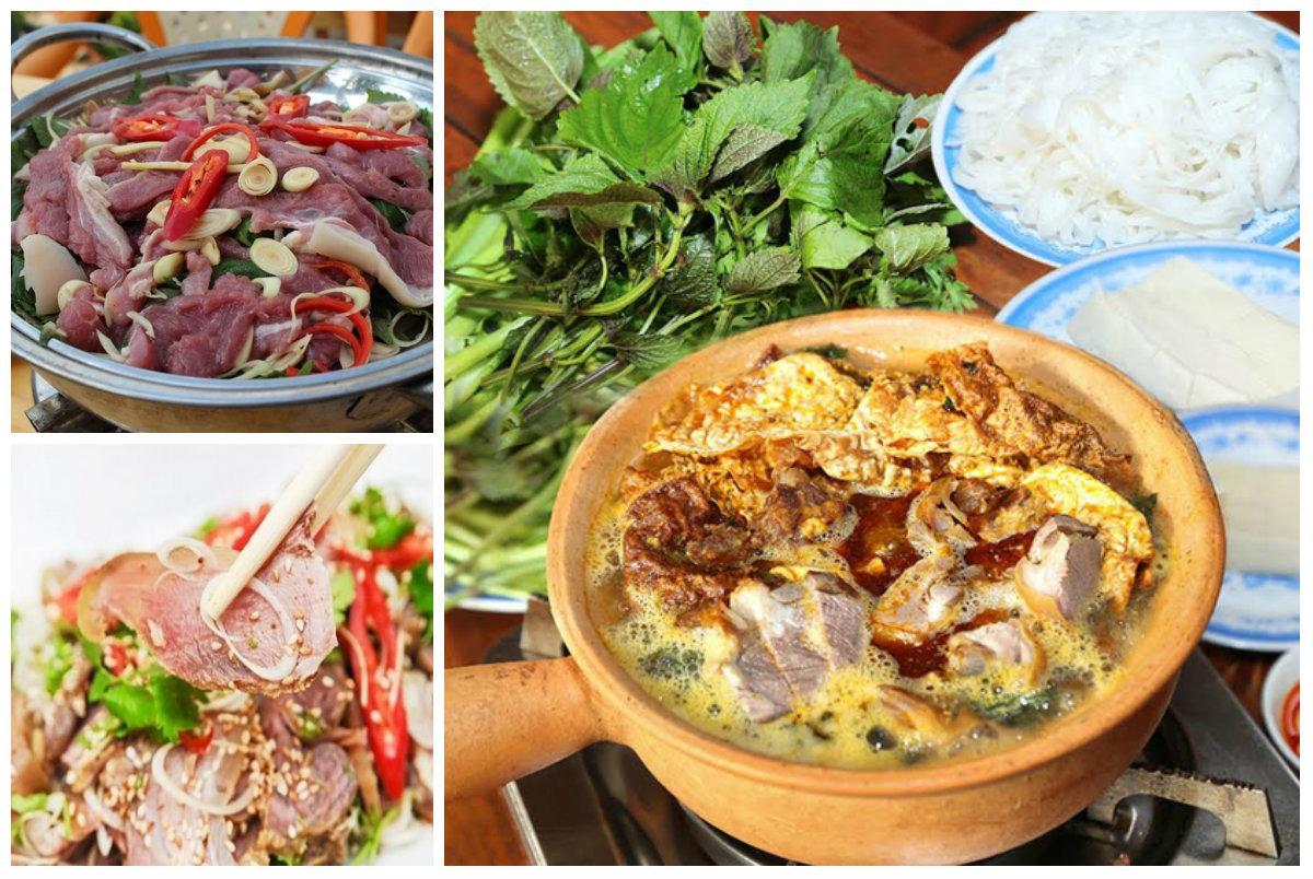 Nếu bạn là người thích thịt dê thì không nên bỏ qua quán dê Lam Sơn