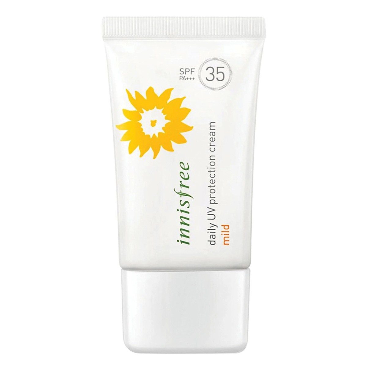 Kem chống nắng Innisfree Daily UV Protection Cream Mild SPF35/ PA +++