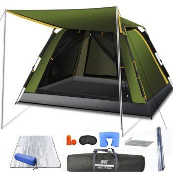 Lều cắm trại loại nào tốt nhất để đi phượt, dã ngoại? 3