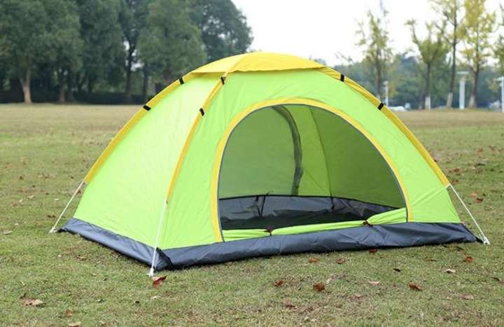 Lều du lịch, cắm trại 2 lớp cao cấp cho 2 - 3 người
