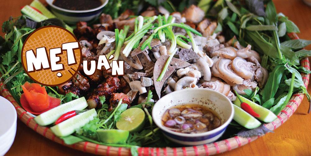 Mẹt Quán - Ẩm thực món ăn Tây Bắc
