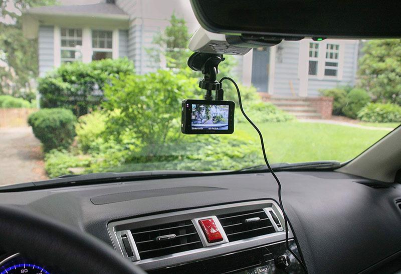 Lợi ích của camera hành trình cho ô tô