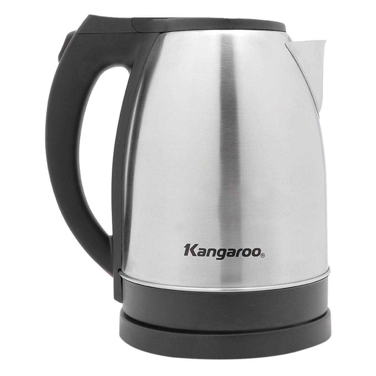 Bình đun siêu tốc Kangaroo 1,8 lít KG-338