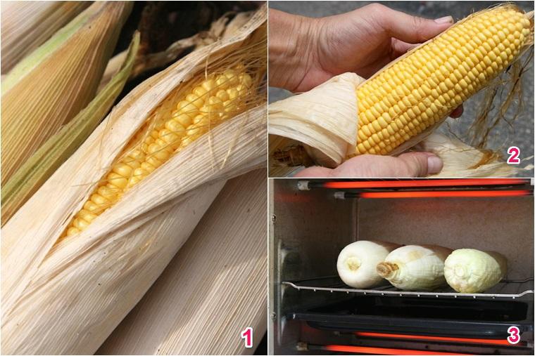 Cách lựa chọn bắp ngô ngon để nướng