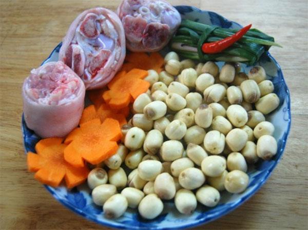Cách làm thịt lợn hầm thuốc bắc thơm ngon đơn giản tại nhà - 3