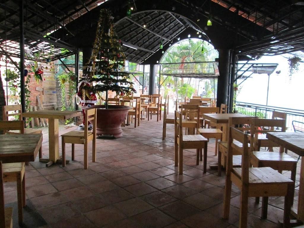 Quán cà phê đẹp quận Bình Thạnh DOMO Coffee