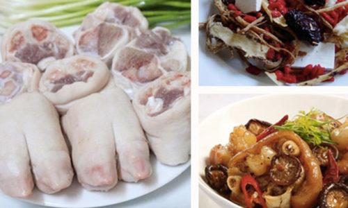 Cách làm thịt lợn hầm thuốc bắc thơm ngon đơn giản tại nhà