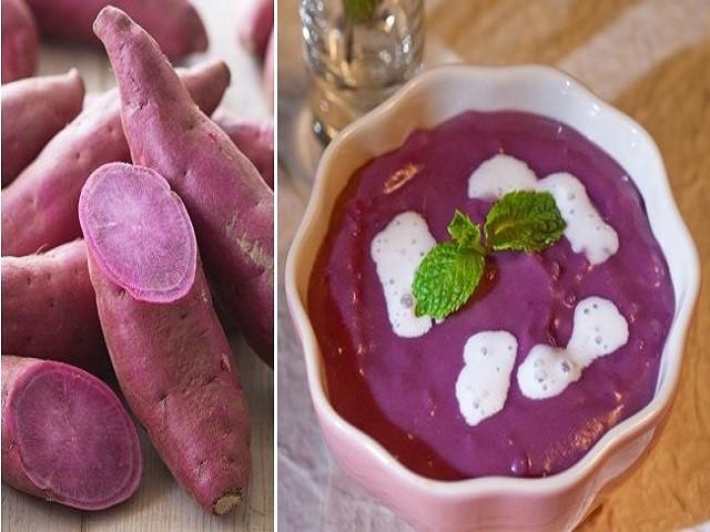 Bạn biết gì về lợi ích của khoai lang và đậu xanh?