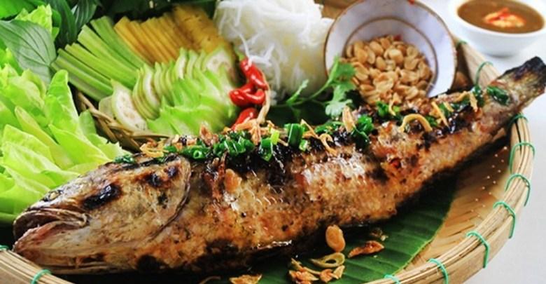 Cá lóc nướng tại quán Sài Gòn xưa và nay