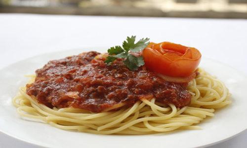 Cách làm mì spaghetti chuẩn vị Ý ngon đúng điệu