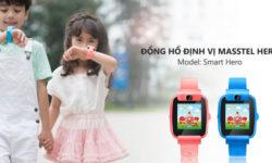Đồng hồ định vị cho trẻ em Masstel Hero có tốt không? Mua ở đâu? 67