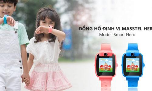 Đồng hồ định vị cho trẻ em Masstel Hero có tốt không? Mua ở đâu? 10