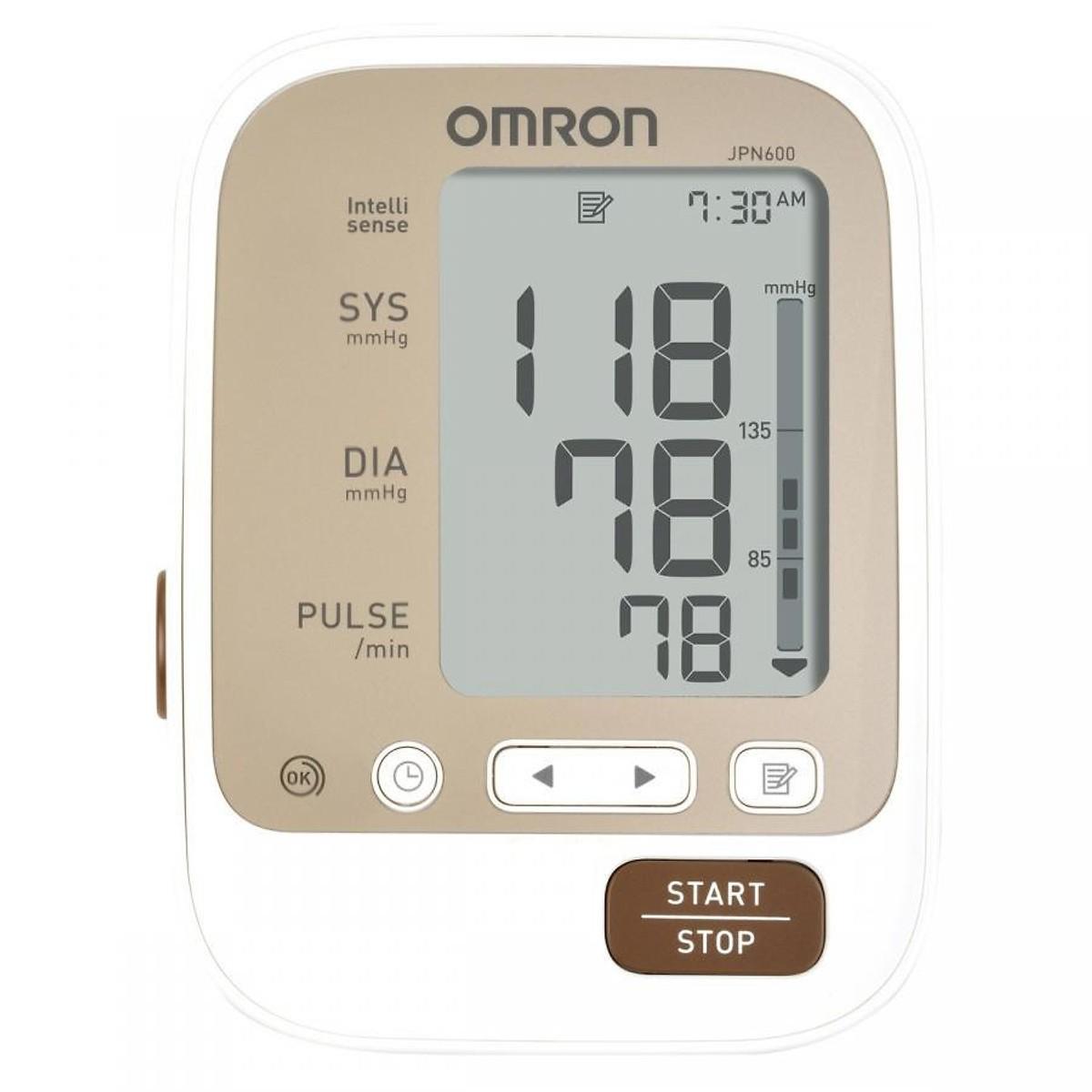 Máy đo huyết áp tự động bắp tay Omron JPN600
