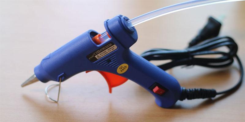 súng bắn keo mini