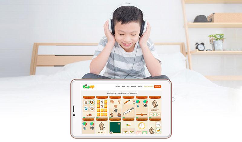 Top 5 máy tính bảng dưới 2 triệu tốt nhất cho trẻ em 2