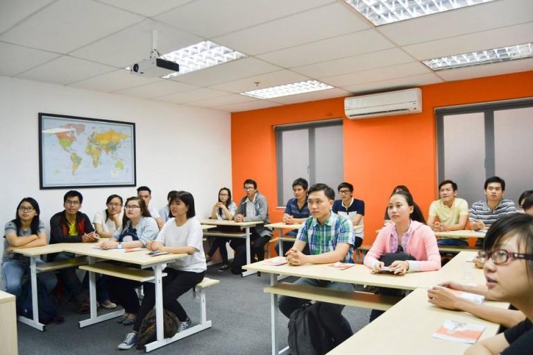 Trung tâm luyện thi IELTS KTDC chi nhánh Tân Bình