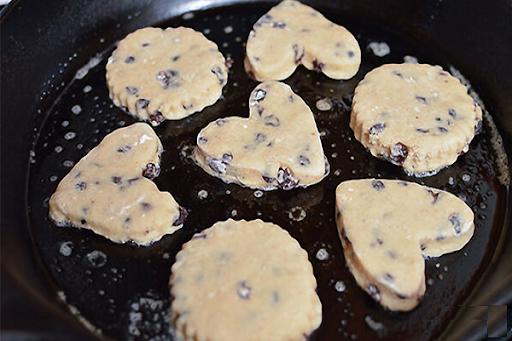 Bánh quy nướng làm từ bột mì