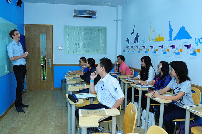 Cùng học IELTS ở Yola quận Tân Bình