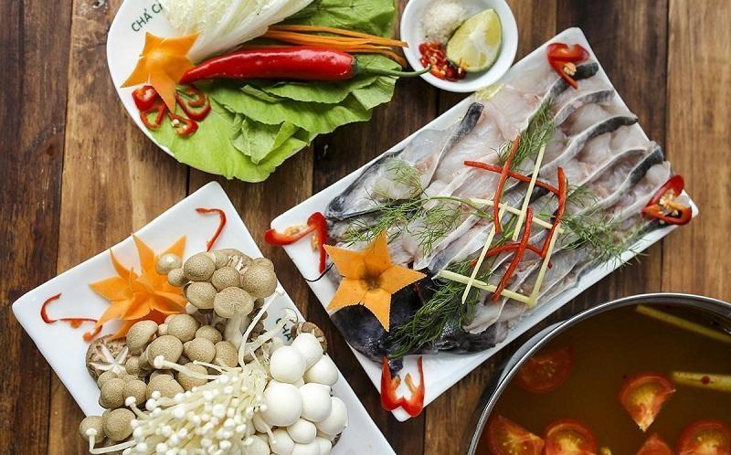 Cách nấu lẩu mắm cá lóc hải sản