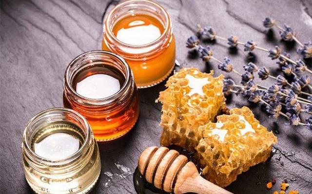 Công dụng thần kỳ của mật ong