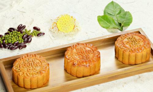 Cách nướng bánh trung thu bằng lò vi sóng